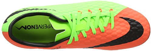Nike Herren Hypervenom Phelon Iii Ag-Pro Fußballschuhe Grün (Elctrc Green/black-hyper Orange-volt)