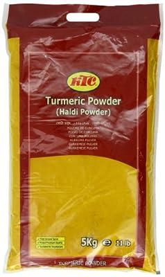 KTC Turmeric Haldi Powder 5 Kg