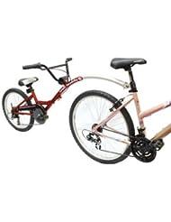 TAG along bicicleta remolque Barracuda rastro amigo 6velocidad plegable