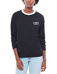 Vans Women's Full Patch Raglan Crew Sweatshirt