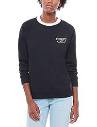 Sweater Women Vans Full Patch Raglan Crew Sweater
