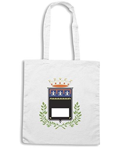 T-Shirtshock - Borsa Shopping TM0076 comune-di-cesena-marcofox citta Bianco