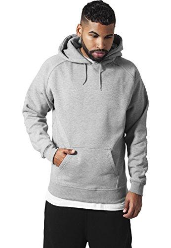 "Preisvergleich Produktbild Urban : ""Blank Hoody"" Size: 3XL, Color: grey …TB014"