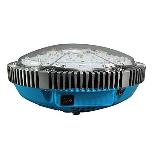 130W LED Grow Light - Pflanzenwachstumslampe LED-Leuchte für das Wachsen von Zimmergewächshaus-Wasserkulturpflanzen-blue