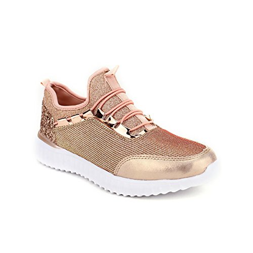 Cendriyon Basket Color Pink Laurana Chaussures Femme Rose