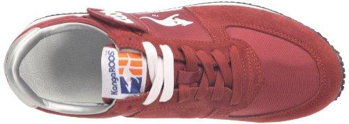 KangaROOS Combat 71490 Herren Sneaker Rot (Rouge)