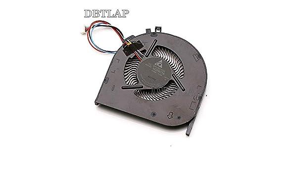 DBTLAP Fan ND75C16-16D14 5V Compatible for Lenovo THINKPAD E580 Discrete Graphics Cooling Fan