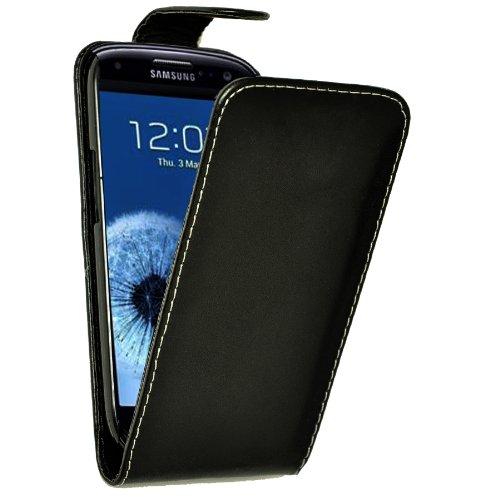 Slabo Flip Case Schutzhülle Hülle Case TPU für Samsung Galaxy S3 / S3 Neo -