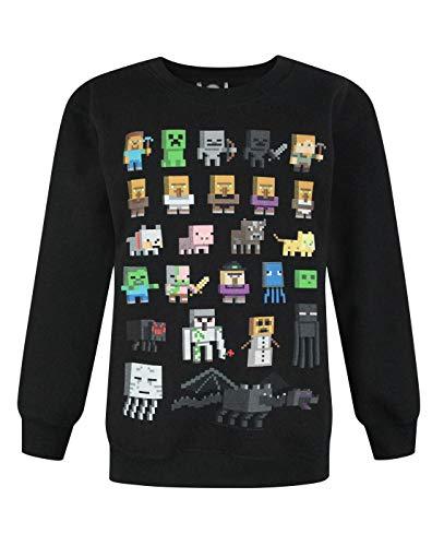 Minecraft Jungen Pullover (7-8 Jahre)