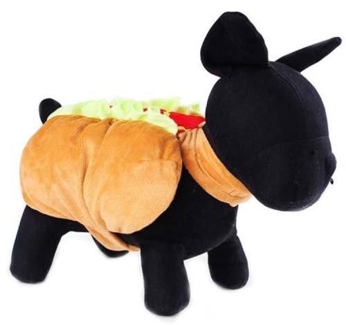 animally® cani–Hot Dog–Costume–Abbigliamento