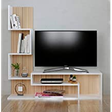 Ripiano Porta Tv.Amazon It Mensole Porta Tv