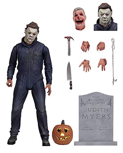 NECA - Halloween (2018 Film) - 17,8 cm große Action-Figur - Ultimate Michael Myers, Limited Edition