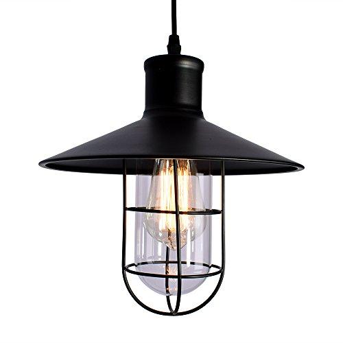Lingkai semplicemente lampada a sospensione industrial style lampada singola forma lampada luce soffitto