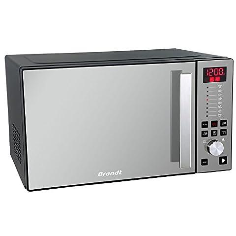 Brandt GE2626B Combination microwave Comptoir 26L Noir micro-onde - micro-ondes