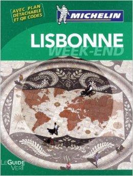 Lisbonne : Avec plan détachable et QR code de Michelin ( 16 février 2013 ) par Michelin