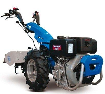 MOTOCOLTIVATORE BCS 740 CON MOT. BRIGGS & STRATTON XR2100 11,4 HP A BENZINA - SENZA FRESA