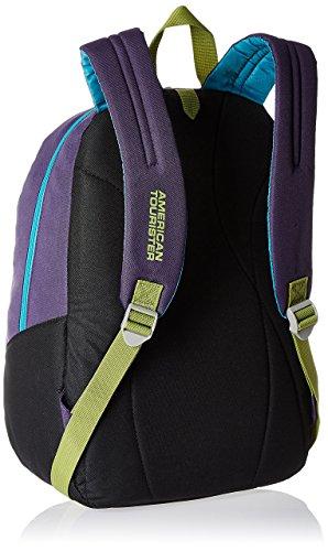 54fe2617cf Buy American Tourister Jasper 13 ltrs Purple Kids Backpack (5 - 7 years age)  on Amazon