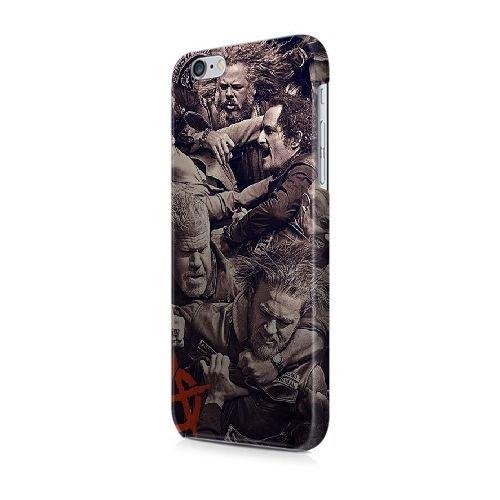 Générique Appel Téléphone coque pour iPhone 6 6S 4.7 Inch/3D Coque/BAPE SHARK LOGO/Uniquement pour iPhone 6 6S 4.7 Inch Coque/GODSGGH698183 ANARCHY - 023