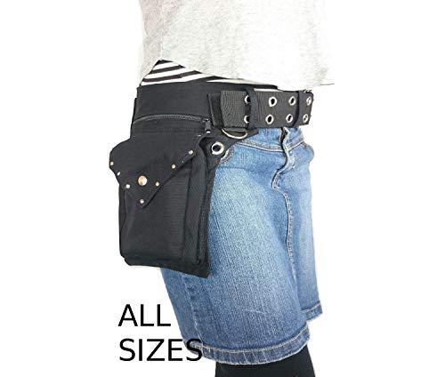 Yakuza Ink GUE 16S Damen Leder Gürtel schwarz
