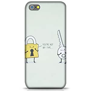 Stylebaby You Are Not My Type for Apple Iphone 5 Phone Case