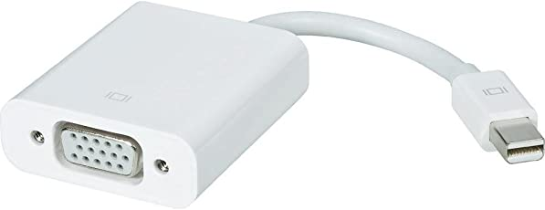 spincart™ Mini Display Port To VGA Female Adapter For MAC and Apple devices