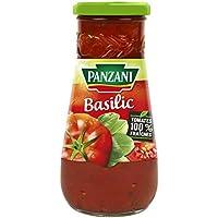 Panzani Sauce Tomates et Basilic aux Tomates Fraîches 600 g