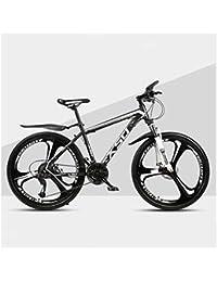 QJ Montaña para Bicicleta Varón Y Hembra Adulta luz del Camino Que compite con 24 Estudiante Urban Speed Choque de Bicicletas,d,26in