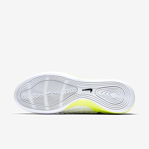 Nike Herren Magistax Finale Ii Ic Fußballschuhe weiß / neongelb