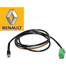 Renault cable AUX 3.5mm hembra cabezal ficha para Actualización List radio únicamente PC7-REN