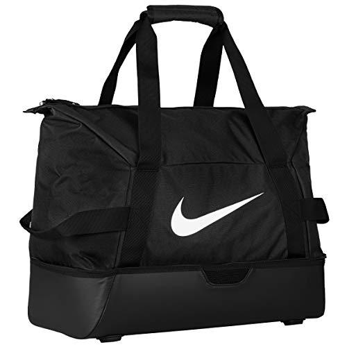 Nike Academy Team Hardcase Fußball-Sporttasche, Black/White, 48.5 x 30.5 x 40.5 cm