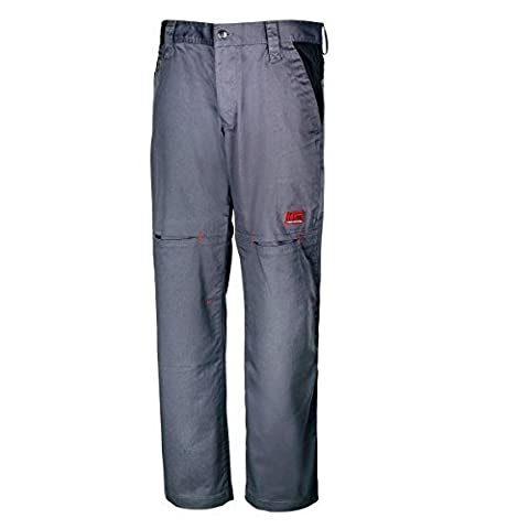 Honeywell 4002303-LXL/46L - HLine Durable and Comfortable Stretch Trousers - Grey - Size LXL/46L