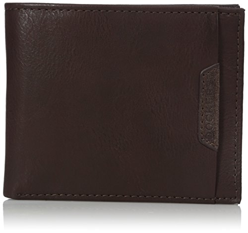 dockers-mens-artesia-extra-capacity-slimfold-wallet-brown-one-size