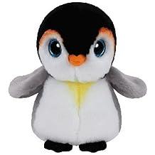 TY - Beanie Babies Pongo, pingüino, 15 cm (United Labels Ibérica 42121TY)