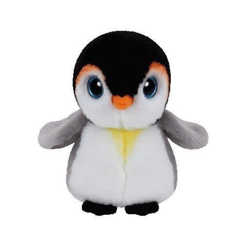 TY   Beanie Babies Pongo, pingüino, 15 cm (United Labels Ibérica 42121TY)
