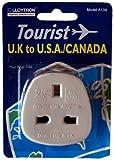 UK to USA / Canada Adattatore da viaggio