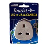 Best budget American travel adaptor
