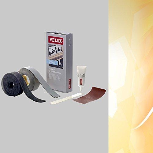 Original Velux Pflege-Set für Kunststoff- und Holzfenster ZZZ 220K (Luftfilter Pflege)