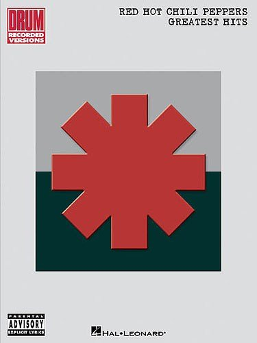 red-hot-chili-peppers-greatest-hits-drums-partitions-pour-batterie