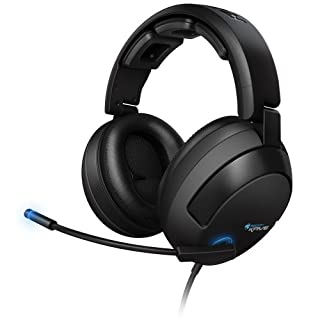 Roccat Kave Solid 5.1 Surround Sound Gaming Headset (B00275C2L6) | Amazon price tracker / tracking, Amazon price history charts, Amazon price watches, Amazon price drop alerts