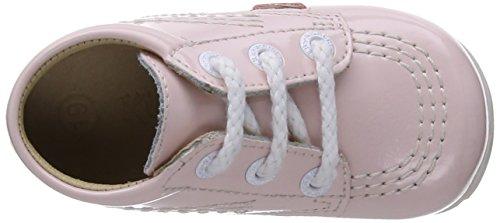 Kickers Kick Hi B, Unisex Baby Lauflernschuhe Pink (Light Pink)