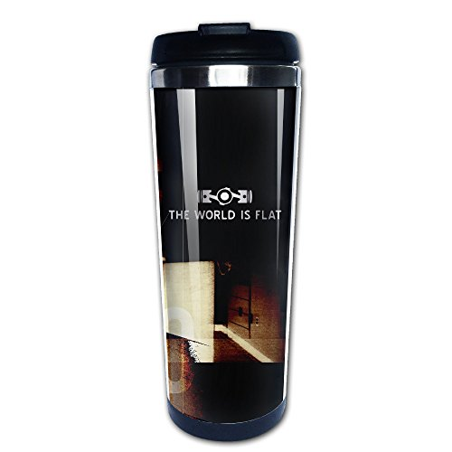 mit Tassen, die Welt ist flach Subaru ST Platinum Stil dazugehörige Tasse (Bedeutung Mit S Der Wort)