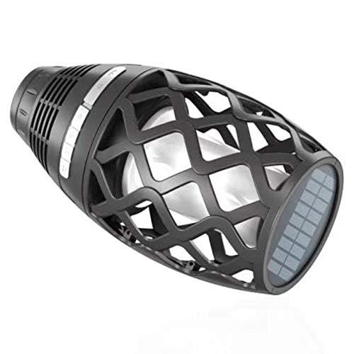Nrpfell 3W Multi Funktional Sonnenenergie Wiederaufladbare Led Bluetooth Lautsprecher im Freien Camping Zelt Beleuchtung Arbeit und Freizeit