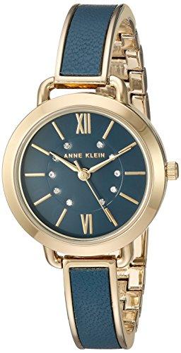anne-klein-a-quartz-pour-femme-en-metal-et-alliage-montre-de-robe-couleur-bleu-modele-ak-2436blgb