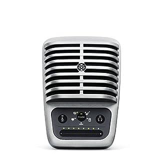 Condenser Microphone SHURE MOTIV MV51 Silver