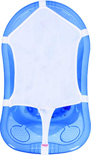 Baby Badesitz Badewannennetz BadeNetz 03 Sevibaby Badewannensitz Liege für Babys Bad