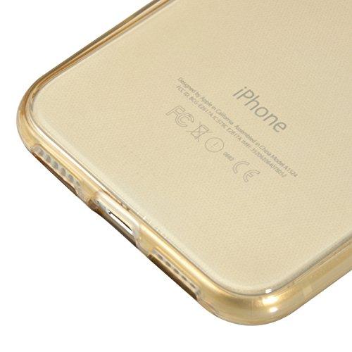 iPhone X 360 Grad Hülle, iPhone X Hülle Glitzer, Ultra Dünn Liquid Crystal Glänzende Soft-Flex Handyhülle Bumper Style Premium TPU Silikon Perfekte Passform Schutzhülle iPhone X (5,8 zoll) Case Cover  Farbe 05