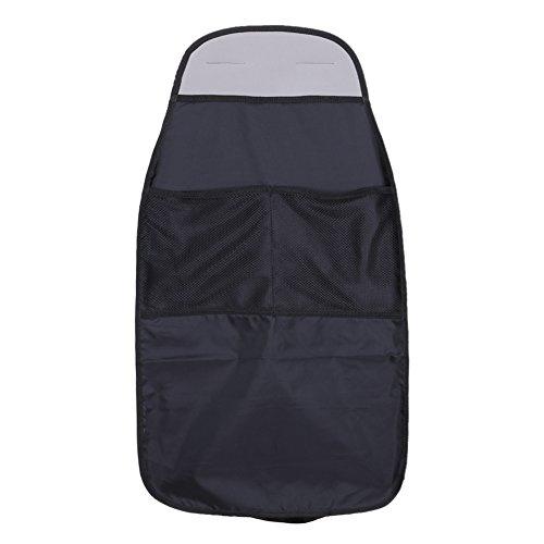 demiawaking asiento de coche trasera anti arañazos de suciedad Protector Cubierta trasera del asiento del coche Anti Manchas Protección Pad Mat niños niños anti golpe de pantalla