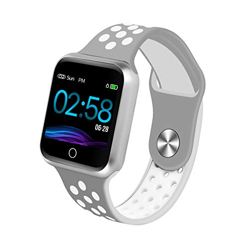 6ca7f18c4f10 Smart Watch Y2 Bluetooth 4.0 Reloj Inteligente de Ritmo cardíaco Fitness  Tracker Reloj Inteligente para Samsung Gear S3 Android iOS Relojes