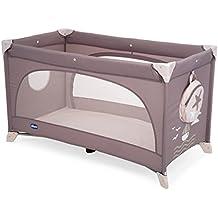 Chicco Easy Sleep - Cuna de viaje cómoda, con cierre de paraguas, 11,5 kg