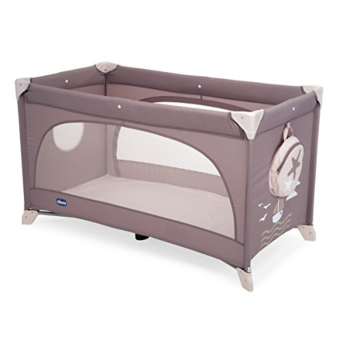 Chicco 05079087910000 Easy Sleep Mirage Lettino, Grigio